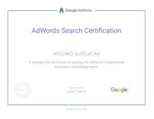 Adwords-Certified-Hawaii